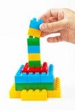 Construção plástica Imagens de Stock
