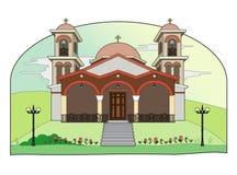Construção religiosa Foto de Stock Royalty Free
