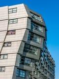 Construção residencial a onda na Almere-cidade, Neth Imagem de Stock