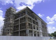 Construção sob a construção Foto de Stock