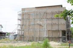 Construção sob a construção. Fotos de Stock