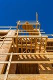 Construção sob a construção Fotografia de Stock