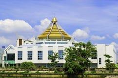 Construção tailandesa Fotos de Stock