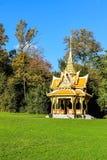 Construção tailandesa do estilo antigo Imagem de Stock
