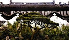 Construção tradicional chinesa, história, tempo e arte imagem de stock royalty free