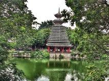Construção tradicional em China fotos de stock royalty free