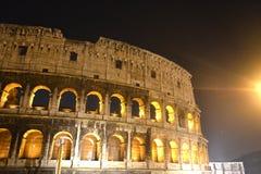 Construção turística do lugar de Roma Itália do coliseu Fotografia de Stock Royalty Free