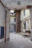 Construção velha Foto de Stock Royalty Free
