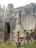 Construção velha das ruínas Foto de Stock Royalty Free