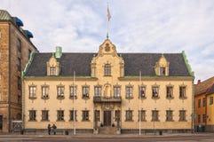 Construção velha de Malmo Imagem de Stock