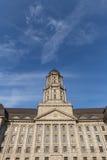 Construção velha do stadthaus em Berlim Alemanha imagens de stock royalty free