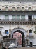 A construção velha em Bhopal Foto de Stock