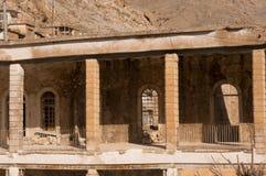 Construção velha em Distric do Curdistão de Akre Aqrah de Iraque Fotos de Stock