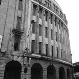 Construção velha em Kuala Lumpur Malásia Imagem de Stock Royalty Free