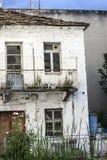 Construção velha em Limenas Thassos Fotografia de Stock Royalty Free