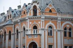 Construção velha em Novi Sad Imagem de Stock Royalty Free