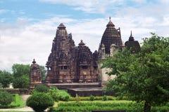 Construção velha na Índia Fotografia de Stock
