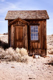 Construção velha pequena Fotografia de Stock Royalty Free
