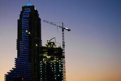 Construções Foto de Stock
