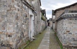Construções antigas chinesas Imagens de Stock Royalty Free