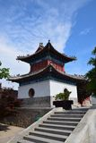 Construções antigas em China Fotos de Stock Royalty Free