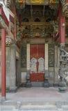 Construções antigas, porta Imagens de Stock Royalty Free