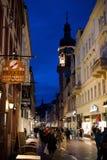 Construções bonitas de Heidelberg Imagem de Stock Royalty Free