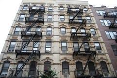 Construções clássicas de New York Imagem de Stock