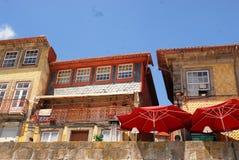 Construções coloridas em Porto em Portugal Imagens de Stock Royalty Free