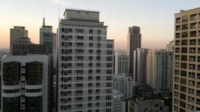 Construções da cidade Imagem de Stock Royalty Free