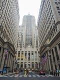 Construções da cidade de Chicago e vida urbana - Chicago, Illinois Imagens de Stock Royalty Free