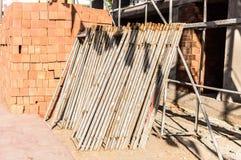 Construções da reabilitação urbana - Turquia Foto de Stock Royalty Free