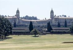 Construções da união, Pretoria, África do Sul foto de stock royalty free