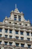 Construções de Chicago fotografia de stock royalty free