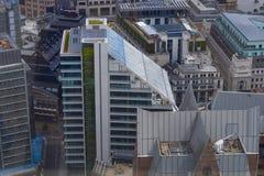 Construções de Londres Fotografia de Stock
