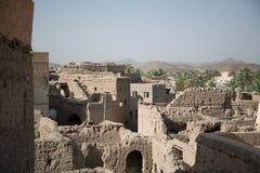 Construções de Omã Fotos de Stock Royalty Free