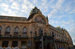 Construções de Praga Fotografia de Stock Royalty Free