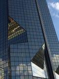 Construções de vidro Imagem de Stock Royalty Free