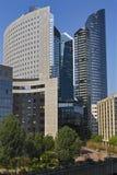 Construções do centro de negócios Fotos de Stock Royalty Free