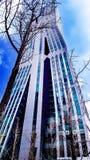 Construções do negócio de Yeouido Imagem de Stock Royalty Free