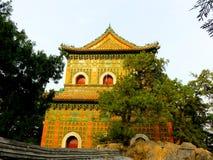 Construções do palácio de verão Imagens de Stock Royalty Free