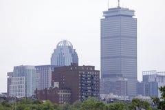 Construções em Boston miliampère EUA Imagem de Stock Royalty Free