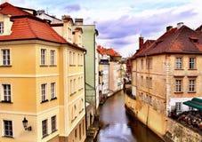 construções em Dresden Fotos de Stock