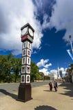Construções históricas em Riga velho imagem de stock royalty free