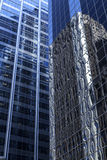Construções modernas Fotos de Stock
