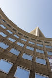 Construções modernas em Bruxelas imagem de stock