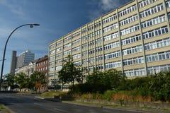 Construções Pharma AG, de administração e de laboratório de Bayer de fármacos dos cuidados médicos de Bayer em Berlim, Alemanha Foto de Stock