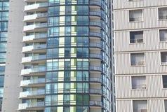 Construções residenciais Fotografia de Stock Royalty Free