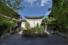 Construções residenciais características de Yunnan Dali imagens de stock royalty free
