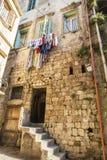 Construções velhas Fotografia de Stock